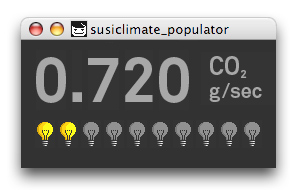 susiclimate, populator, screenshot, download